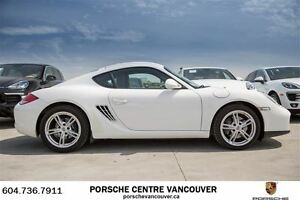 2012 Porsche Cayman PDK Porsche Approved Certified.