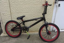 bike Bigfoot Avalanche bmx 20inch wheel LIKE NEW condition