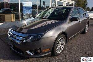 2012 Ford Fusion SEL - Non Smoker - Accident Free Sarnia Sarnia Area image 2