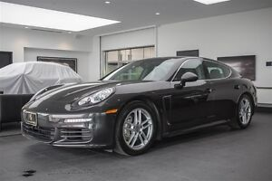 2014 Porsche Panamera 4S / PDK / Sport Exhaust / Air Suspension
