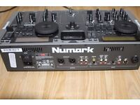 Numark ICDMIX3 DJ Mixer