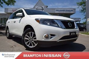 2015 Nissan Pathfinder SV *Heated Seats,Rear View Monitor,Blueto