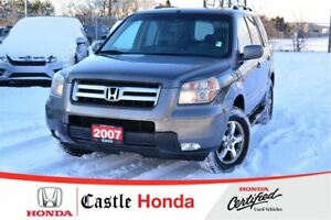 2007 Honda Pilot EX-L w/AS-IS