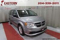 2014 Dodge Grand Caravan SE 3.6L V6 CRUISE A/D USB RADIO AM/FM