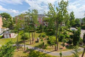 Beau 3 1/2 avec vue sur la cour avec les arbres dispo mi-mai Québec City Québec image 4