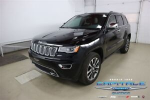 2017 Jeep Grand Cherokee Overland *4X4 AWD BLUETOOTH*