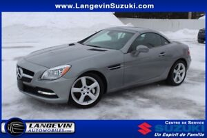 2012 Mercedes-Benz SLK-Class SLK250/CONVERTIBLE/AUTOMATIQUE