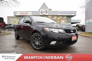 2010 Kia Forte 2.4L SX *Leather, Heated seats, Sunroof*