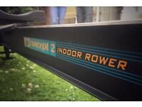 Concept 2 PM3 Indoor Rowing Machine