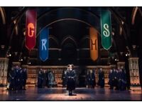 4 x Harry Potter and the Cursed Child, 09/08 + 10/08, both Parts