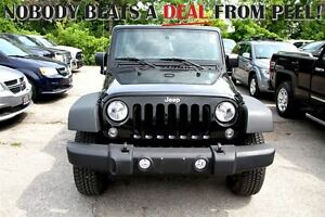 2015 Jeep WRANGLER UNLIMITED Sport CERTIFIED & E-TESTED!**SUMMER