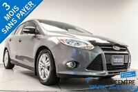2012 Ford Focus SEL, MYFORDTOUCH