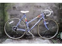 PEUGEOT, 21 inch, 54 cm, vintage ladies womens racer racing road bike, 10 speed