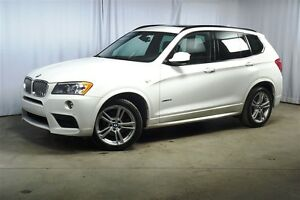 2014 BMW X3 xDrive28i/M PACKAGE