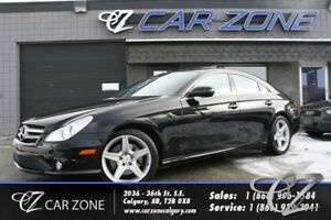 2009 Mercedes-Benz CLS-Class 550, AIRMATIC, NAV, LOW KMS