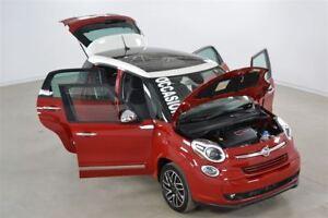 2014 Fiat 500L Lounge Beats Audio+Camera de Recul Manuelle