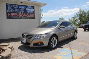 2012 Volkswagen CC Sportline LEATHER SUNROOF TURBO