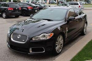 2010 Jaguar XF XFR / XF / SUPERCHARGED / NAVIGATION / BACKUP