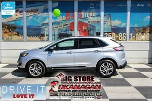 2015 Ford Edge Titanium, No Accidents Loaded!!!
