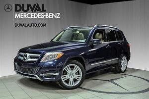 2015 Mercedes-Benz GLK-Class GLK250 4MATIC BlueTEC + Towing Pack
