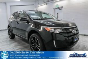 2014 Ford Edge SEL TOURING! AWD APPEARANCE PKG! LEATHER! NAV! PA