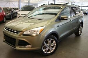2013 Ford Escape SEL 4D Utility 4WD