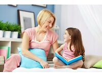 Live Out Afterschool Nanny is needed in Ewell