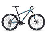 Giant Talon 2 2016 mountain bike in great condition