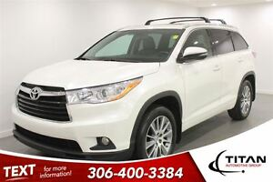 2015 Toyota Highlander XLE|Auto|AWD|Low Kms|Loaded