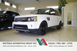 2012 Land Rover Range Rover Sport SUPERCHARGED ONLY 68,000KMS!