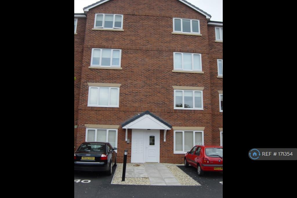 2 bedroom flat in Woodsome Park, Liverpool, L25 (2 bed)