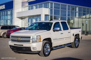 2012 Chevrolet Silverado 1500 LTZ! LEATHER! NAV! SUNROOF!