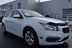 2015 Chevrolet Cruze LT 1LT /CRUISE/BLUETOOTH/AC