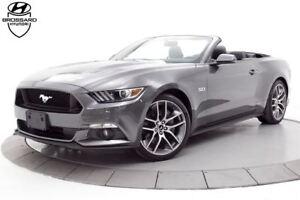 2015 Ford Mustang GT 5.0L GPS CONVERTIBLE