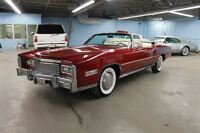 1975 Cadillac Eldorado - PEINTURE ORIGINAL - PERFECT CONDITIO