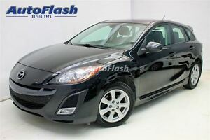 2011 Mazda MAZDA3 SPORT GS/GT 2.5L * Cuir/Leather * Toit-Ouvrant