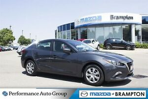 2015 Mazda MAZDA3 GX|CPO|AUTO|BLUETOOTH|MP3|KEYLESS|USB