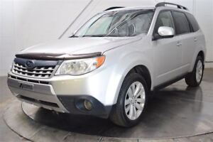 2011 Subaru Forester LIMITED AWD TOIT PANORAMIQUE MAGS