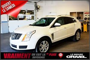 2013 Cadillac SRX Luxury Collection AWD TOIT PANORAMIQUE