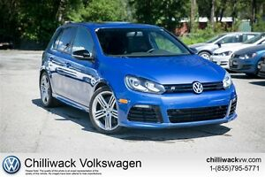 2012 Volkswagen Golf R Base 6 Speed Manual