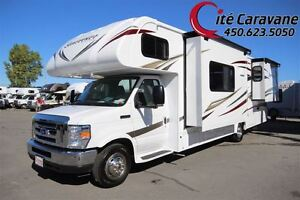 2018 Forest River Sunseeker 2860 2 extensions  2018 NEUF  RV / V