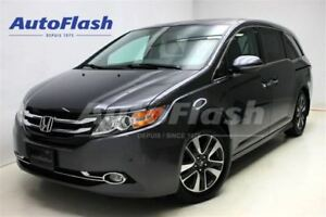2015 Honda Odyssey Touring * Cuir/Leather* Toit* DVD* Caméra* Na