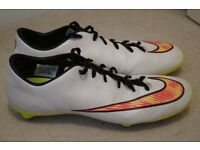Nike Mercurial Mens Football Boots SG Size UK 11