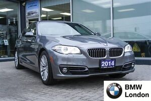 2014 BMW 528i xDrive Xdrive Balance of Warranty Including Sch...