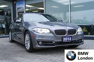 2014 BMW 528i xDrive Xdrive Balance of Warranty Including Sch...