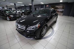 2015 Mercedes-Benz E-Class E400 4MATIC + DEMO GPS NAVI / Camera