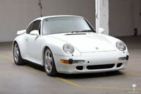 1996 Porsche 911 Turbo (993) - 32K miles (SOLD)