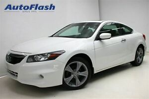 2012 Honda Accord EX-L  COUPE * 3.5L V6 * M6 *  Navigation *