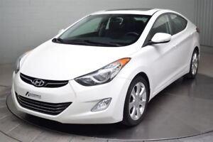 2013 Hyundai Elantra LIMITED AC MAGS TOIT CUIR