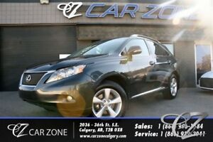2010 Lexus RX 350 LEATHER SUNROOF, LOW PAYMENT